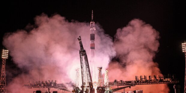 Mit Super-Raumschiff in 30 Tagen zum Mars