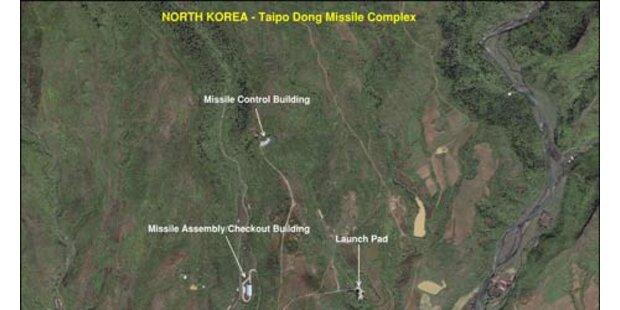 Nordkorea testet wieder Interkontinentalrakete