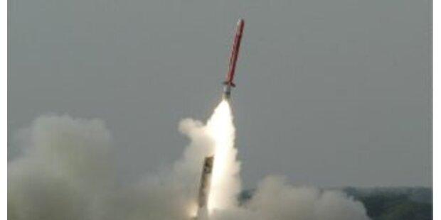 Libanesische Rakete schlug in Israel ein