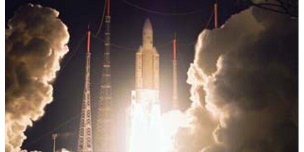 Russen liefern Weihnachtsgeschenke zur Raumstation