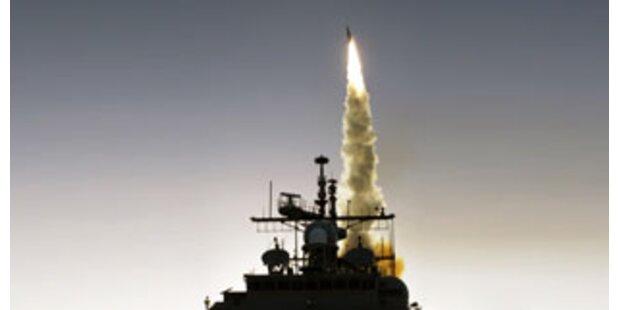 USA schossen defekten Spionagesatelliten ab