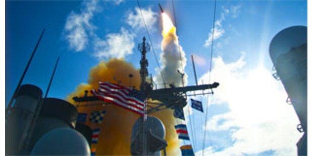 USA testeten Abfangrakete vor Hawaii