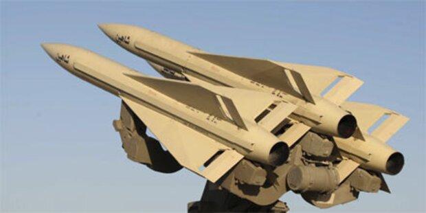 Iran baut Raketen gegen Israel