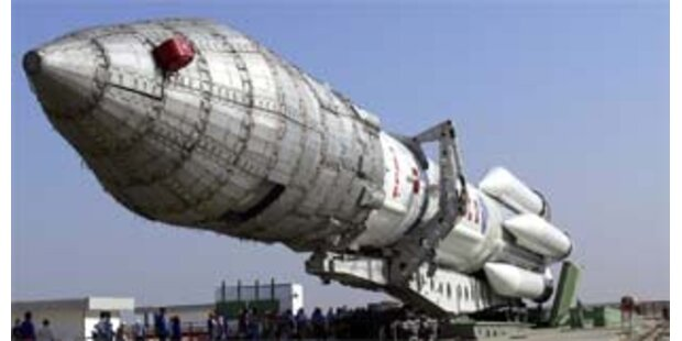 Russische Trägerrakete beim Start in Kasachstan abgestürzt