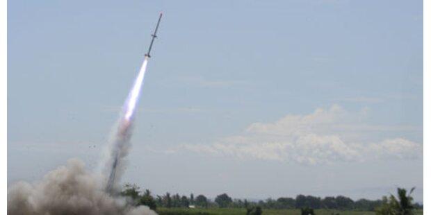 US-Raketenabwehr versagte bei Test