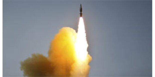 US-Raketentest schief gegangen