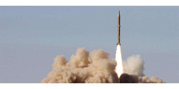 Teheran testet neue Boden-Boden-Rakete