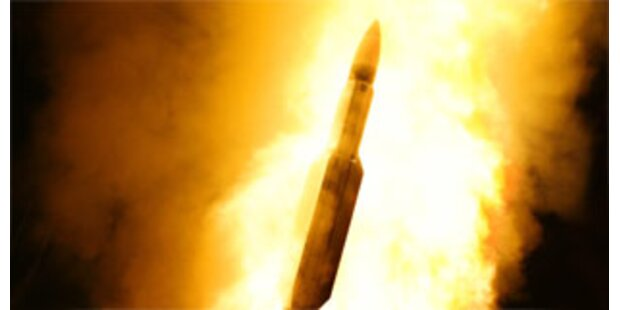 Konflikt um Satelliten-Abschuss