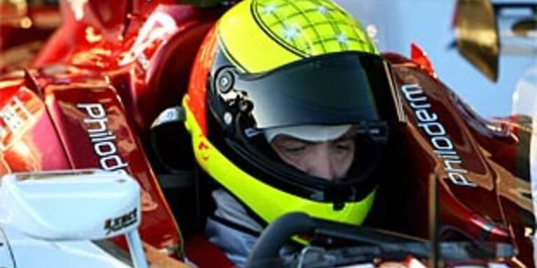 Ralf Schumacher hört auf