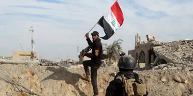 Irak erobert wichtige ISIS-Bastion zurück
