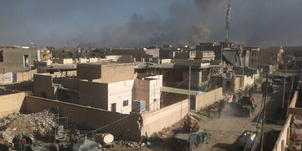 ISIS hat 40% seines Territoriums verloren