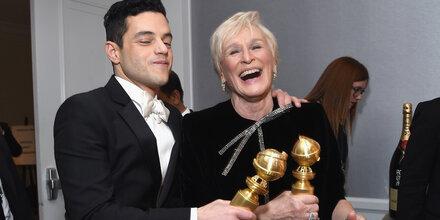 'Green Book' und 'Bohemian Rhapsody' räumen bei Golden Globes ab