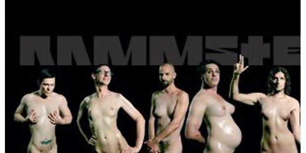 Rammstein -  Welterfolg mit Schockalbum