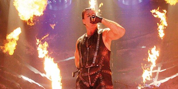 Feuer frei für das Novarock-Festival