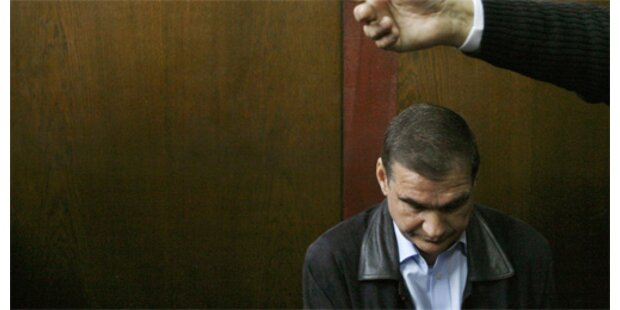 Israelischer Ex-Minister verurteilt