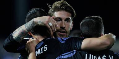 Ramos heizt Mega-Duell mit Tweet an