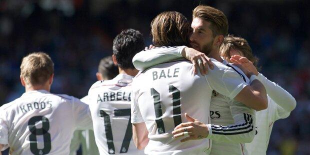 Enthüllt: Ramos forderte 1 Euro mehr als Bale
