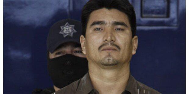 Mafia plante Anschlag auf Calderon