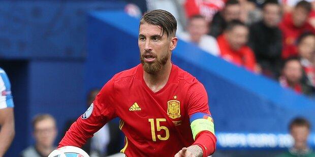 Ramos spricht nach Trainer-Aus Machtwort
