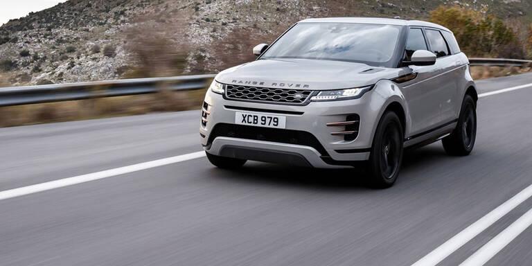 Range Rover macht den Evoque günstiger