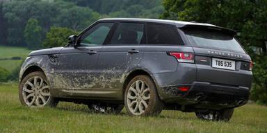 Fahrbericht vom neuen Range Rover Sport