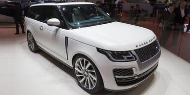 Der Range Rover kommt als Luxus-Coupé