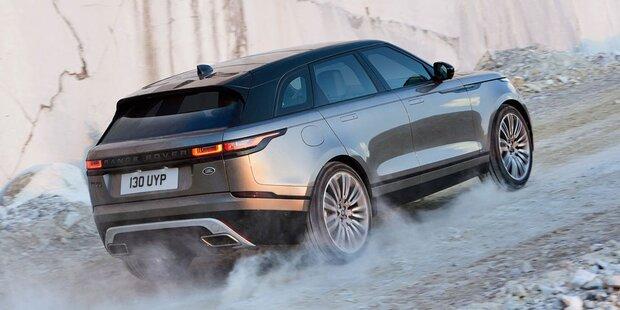 Das ist der neue Range Rover Velar