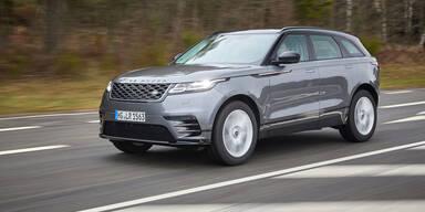 Range Rover wertet den Velar auf