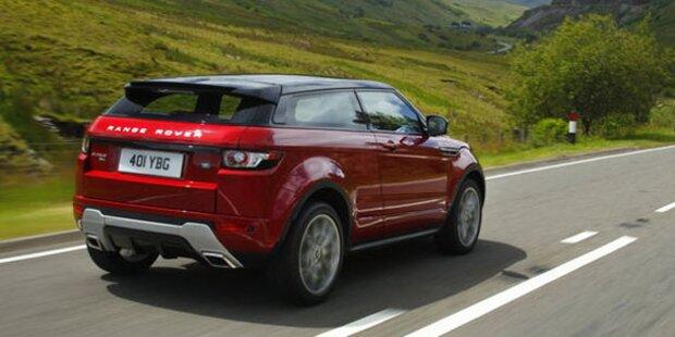 Fahrbericht vom Range Rover Evoque