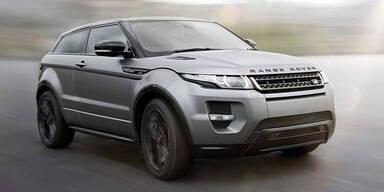 Range Rover Evoque mit 9-Gang-Automatik