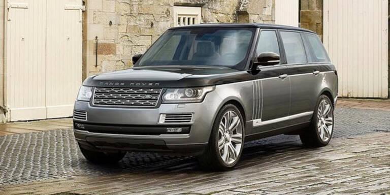 Luxuriösester Range Rover aller Zeiten