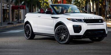 Range Rover Evoque Cabrio im Test