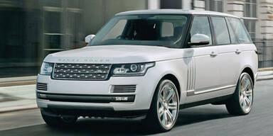 Range Rover LWB: Ultimatives Luxus-SUV