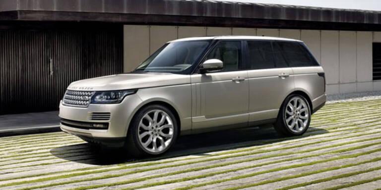 Weltpremiere des neuen Range Rover (2013)