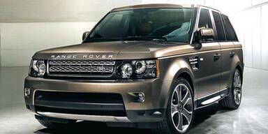 Land Rover: Mehr Gänge und mehr Leistung
