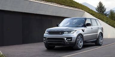 Range Rover Sport nach Facelift günstiger