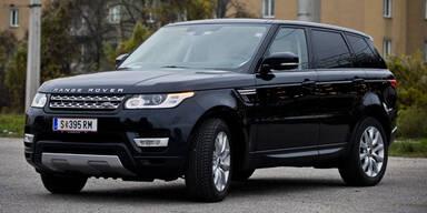 Neuer Range Rover Sport im Test