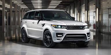 """""""Stealth Pack"""" für den Range Rover Sport"""