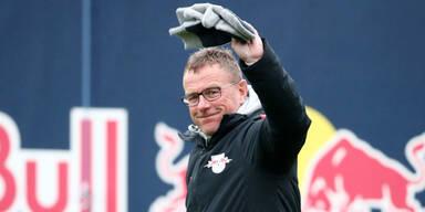 Rangnick-Aus als Leipzig-Sportdirektor