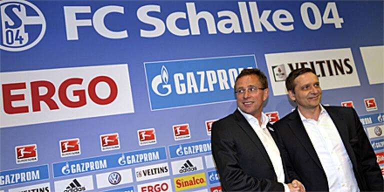 Rangnick will bei Schalke ausmisten