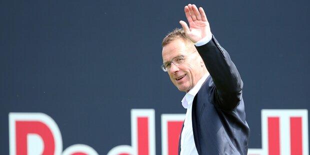 RB Leipzig stand kurz vor Champions-League-Aus