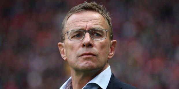 Rangnick fordert größere Fußballtore