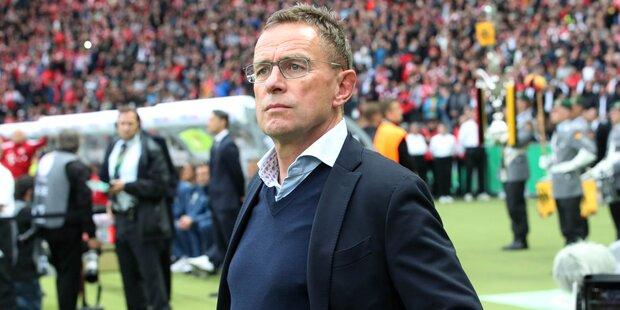 Rangnick-Wechsel zu Milan geplatzt