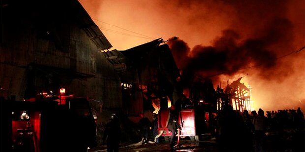 Explosion in Burma: 17 Tote in Rangun