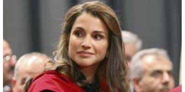 Das ist Königin Rania von Jordanien