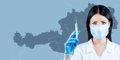Das Impf-Ranking nach den Bundesländern