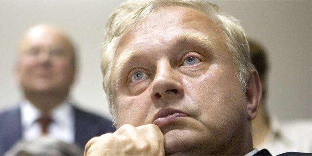 EU-Politiker wollte 350 Mio. abheben
