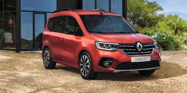 Das ist der völlig neue Renault Kangoo