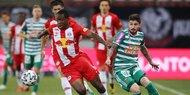 0:2 - Rapid verpasst Titel-Chance gegen Salzburg