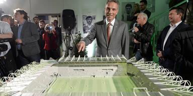 Allianz Stadion Rapid